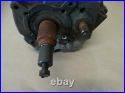 Tecumseh engine 10hp SHORT BLOCK DUAL SHAFTS B95