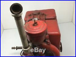 VTG Briggs & Stratton Model 8 Type 108033 Engine 5/8 X 2 1/4 Shaft UNTESTED