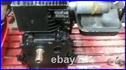 Vintage 2HP Briggs & Stratton Engine Go-Kart Tiller Edger Horizontal Shaft Runs