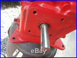 Vintage Clinton Engine 3 1/2 H. P. Runs Awesome 3/4 Shaft