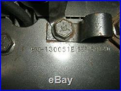 Vintage Tecumseh H70, Excellent Condition, 1 Shaft, H70-130051E SER 5014D