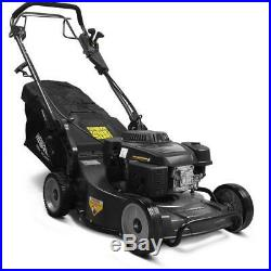 Weibang 21 in. 196cc 4 Stroke Loncin Shaft Driven Engine Gas Aluminum Deck Self