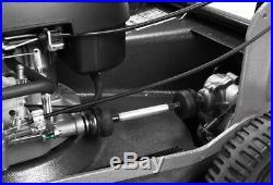 Weibang Lawn Mower 4 Stroke Shaft Driven Engine Gas Aluminum Deck Self Propelled