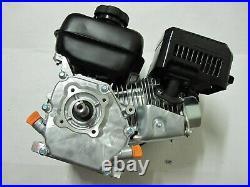 Wen 7 HP 212cc OHV Horizontal Shaft Gas Engine For Pressure Washer Tillers