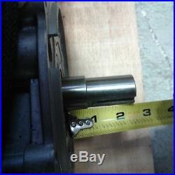 Wisconsin HD Heavy Duty Industrial Engine WE2708007 2 1/4 Shaft 8HP Gas General