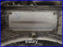 Wisconsin V465D Gas Engine CLEAN! V465 Vermeer Ditch Witch LONG SHAFT Grinder