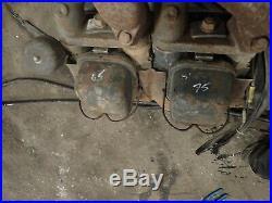 Wisconsin V465D Gas Engine COMPLETE LONG SHAFT! V465 Target Saw Vermeer Grinder
