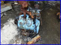 Wisconsin V465D Gas Engine V465 LONG SHAFT! Target Saw Vermeer Grinder