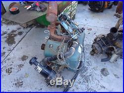 Wisconsin VH4D1 Gas Engine LONG SHAFT! Target Saw Vermeer Grinder VH4D