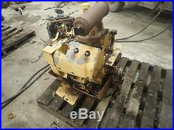 Wisconsin W4-1770 Gas Engine LONG SHAFT! Stump Grinder Vermeer VH4D