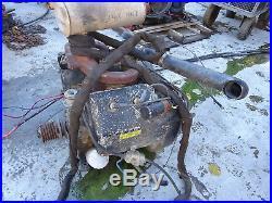 Wisconsin W4-1770 Gas Engine LONG SHAFT! Target Saw Vermeer Grinder VH4D